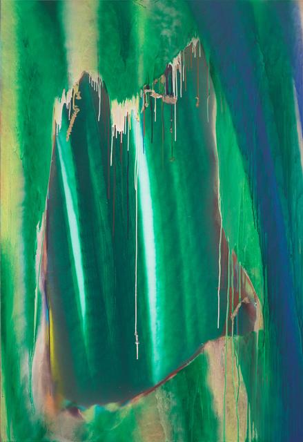 Katharina Grosse, 'Untitled (KG/M 2017_1005L)', 2017, Barbara Gross