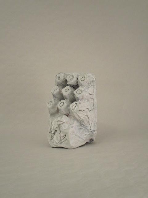 Ade Quercianera, 'Untitled', 2021, Sculpture, Acrylic sponge cardboard paper, ARTBASE