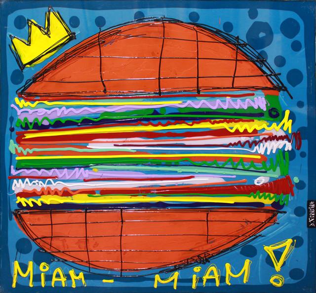 , 'Miam Miam,' 2016, Art Life Gallery