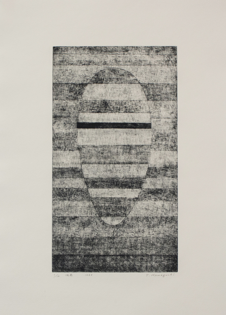 , 'Mask,' 1963, SNOW Contemporary