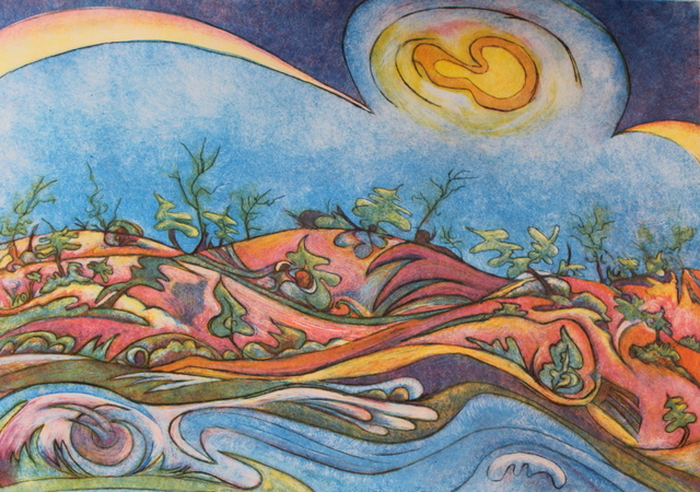 , 'Landscape, Taffy,' 2017, Miller White Fine Arts