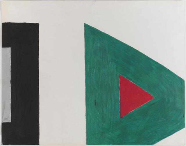 , '68.11,' 1965-1968, Al Held Foundation