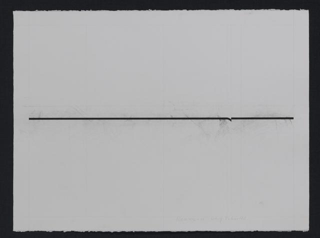 , 'Stroke-line_2,' 2015, AANDO FINE ART