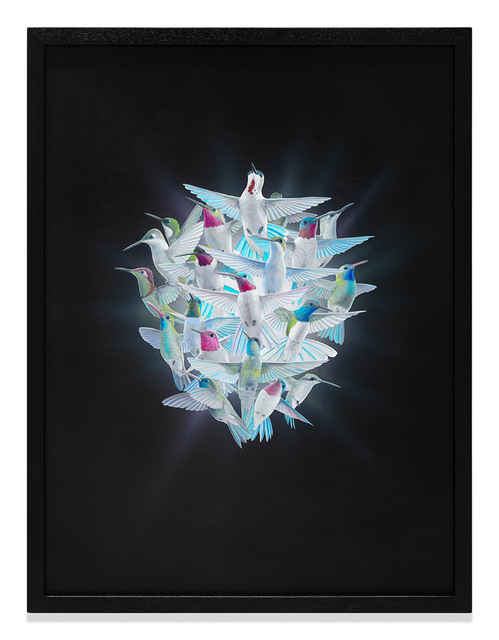 , 'Tesia's Heart,' 2017, Joshua Liner Gallery