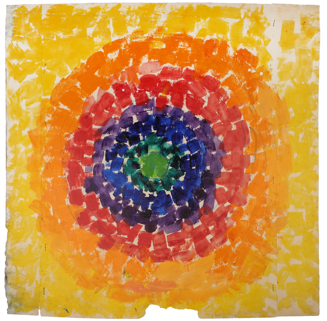 , 'Untitled, Study for Resurrection,' ca. 1966, Hemphill Fine Arts