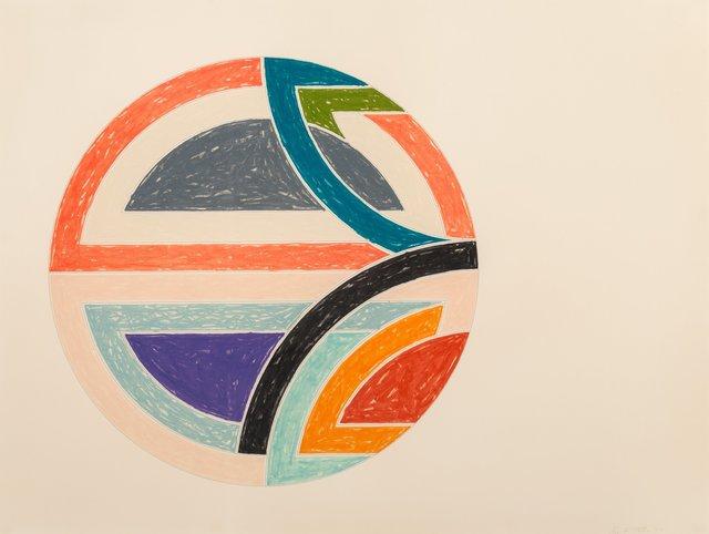 Frank Stella, 'Sinjerli Variation Ia', 1977, Heritage Auctions