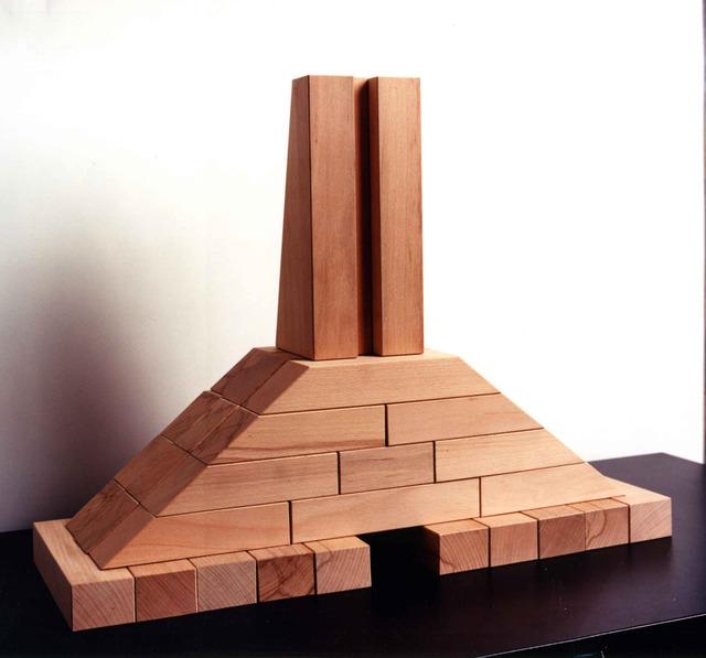 , 'Modell für ein Museum,' 1981-1989, Bernier/Eliades
