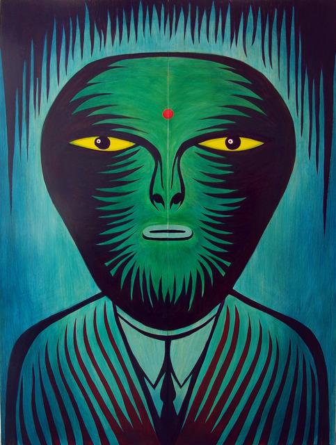 , 'Mabruki,' 2013, GE Galería