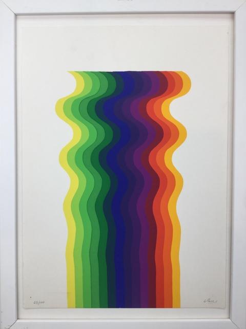 Julio Le Parc, 'Untitled ', 1974, Glenda Cinquegrana Art Consulting
