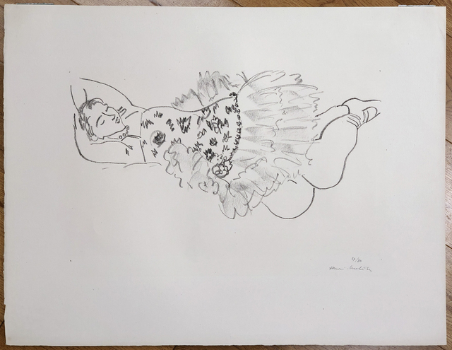 , 'Danseuse Endormie ,' , Fairhead Fine Art Limited