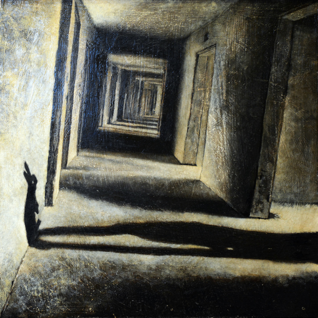, 'Schatten,' , La Luz de Jesus Gallery