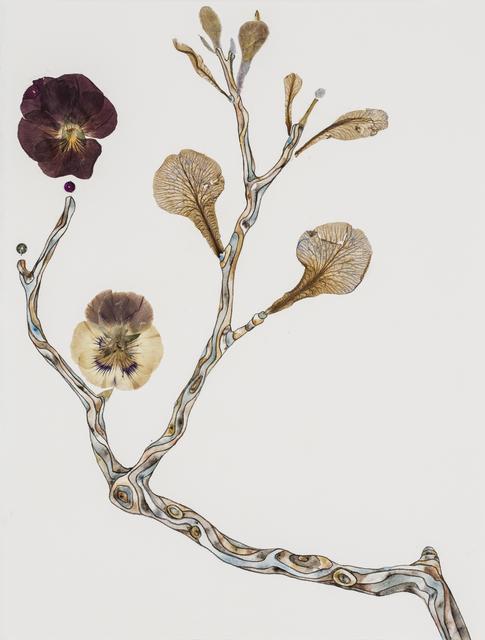 Marilla Palmer, 'Soft Buds', 2016, Kathryn Markel Fine Arts