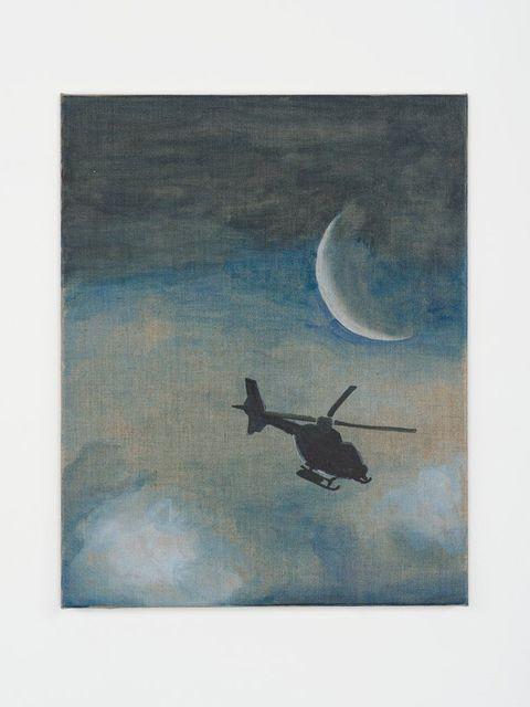 , 'Aid,' 2013, Wentrup