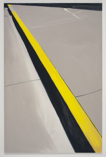, 'Yellow and Black,' 2011, Gallery Baton