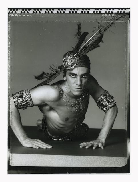 Gian Paolo Barbieri, 'Max Guerra in Nijinsky, Milano', 2002,  29 ARTS IN PROGRESS gallery