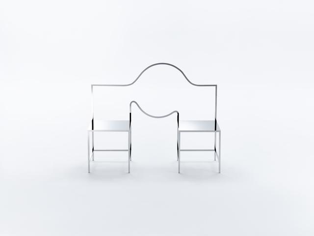 , 'Manga Chair,' 2015, Friedman Benda