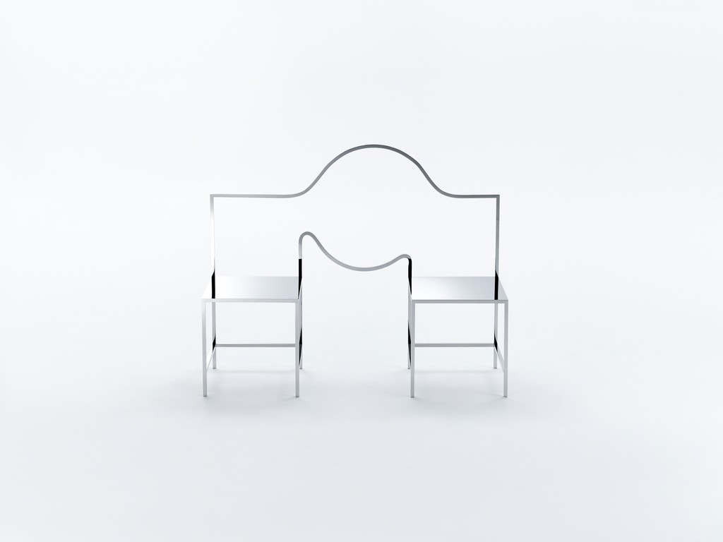 Marvelous U0027Manga Chair,u0027 2015, Friedman Benda
