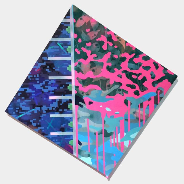 , 'Tangent II,' 2014, Erin Cluley Gallery