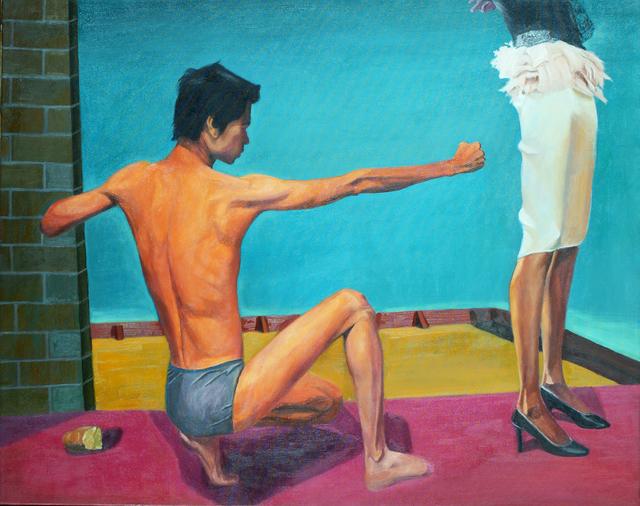 , 'Courtship,' 2009, CUC Gallery