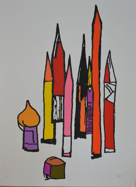 , 'Torres ,' 1989, Galerie NH