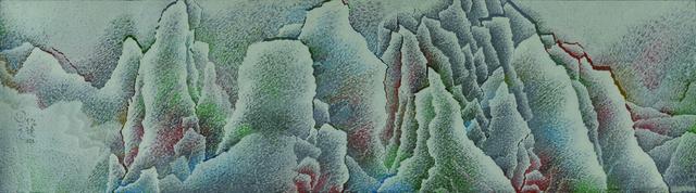 , 'Fissure -- Formidable Peaks,' 2009, NanHai Art