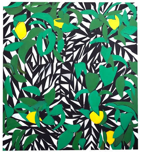 , 'Lemons,' 2018, Madison Gallery
