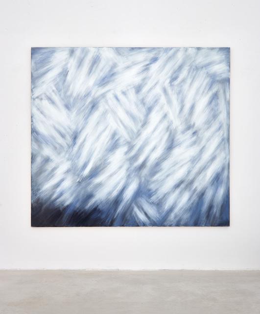 """, '""""Weissfeld (gross)"""",' 1999, Axel Vervoordt Gallery"""