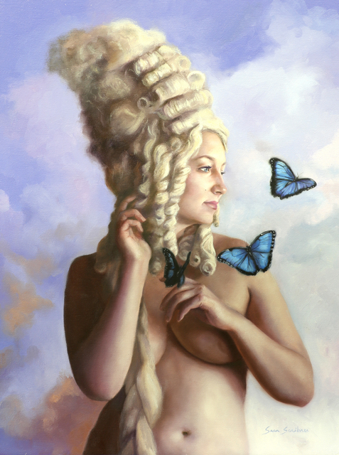 , 'Flight of the Butterfly,' 2017, Haven Gallery