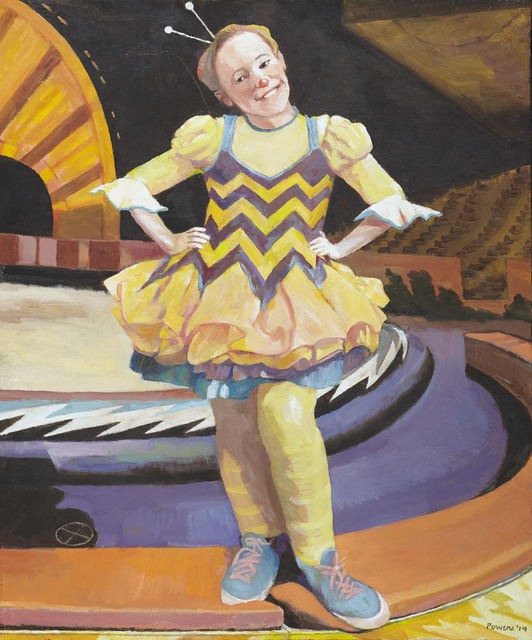 , 'Busy Bee Clown,' 2014, Childs Gallery