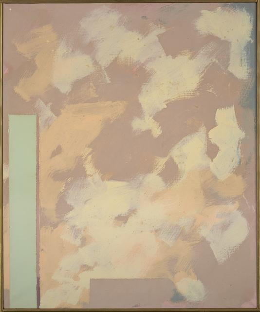 Walter Darby Bannard, 'Hofmannesque #1', 1971, Berry Campbell Gallery