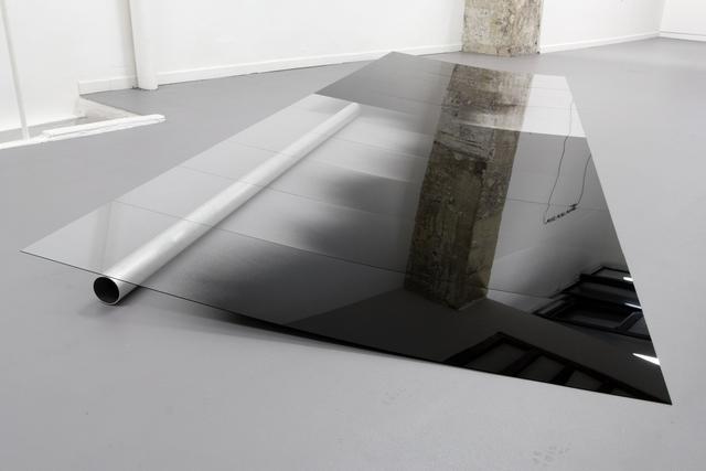 , 'UNTILTLED,' 2012, UN-SPACED