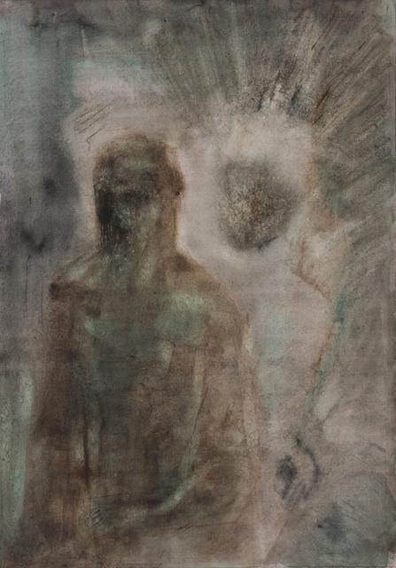 , 'Athena in the Form of Mentor,' 1975, TEMPO RUBATO
