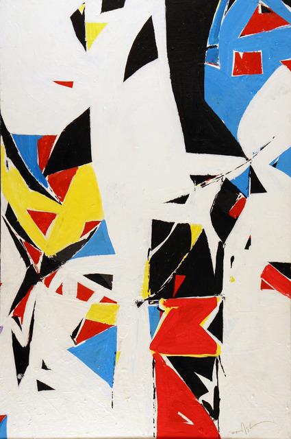 , 'Indian Theme,' ca. 1980, David Richard Gallery