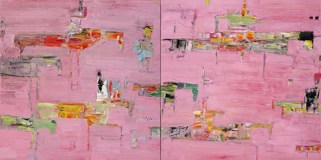 , 'Hunting Pink,' 2015, Sophia Contemporary