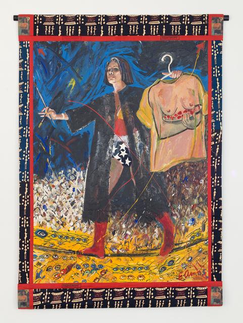 , 'Tightrope,' 1994, RYAN LEE