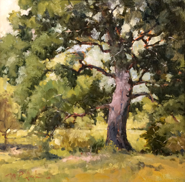 , 'Live Oak,' , Beverly McNeil Gallery