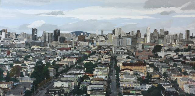 , 'Light Across San Francisco,' 2019, Maybaum Gallery