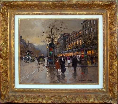 , 'Boulevard de Gymnase,' , Cosmopolitan Fine Arts
