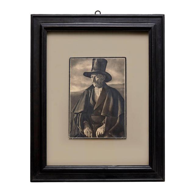 , 'Lino Dressed in Mourning in Orio,' ca. 1932, DADA STUDIOS