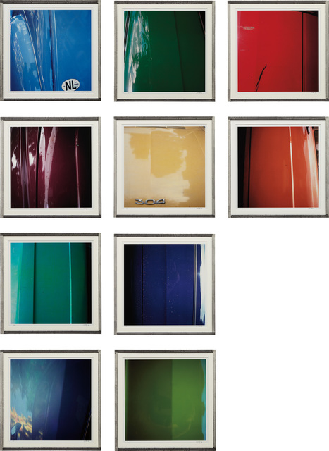 Jan Dibbets, 'Colour Studies', Photographed in 1973-1976 and printed in 2007, Phillips