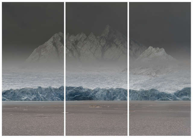 , 'Smeerenburgbreen, Svalbard, Norway.,' 2019., Roland Belgrave Vintage Photography Ltd