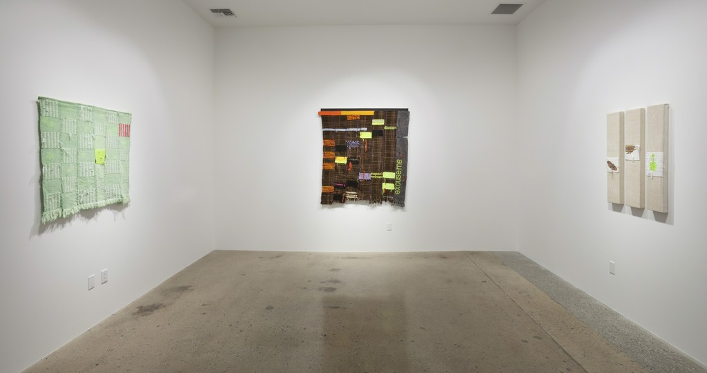 No More Trauma, Installation view, Steve Turner, May 2016