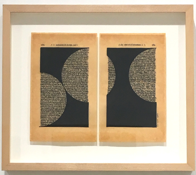 Oriane Stender, 'Untitled Page Drawing (p. 282 & 283)', 2014, Rick Wester Fine Art