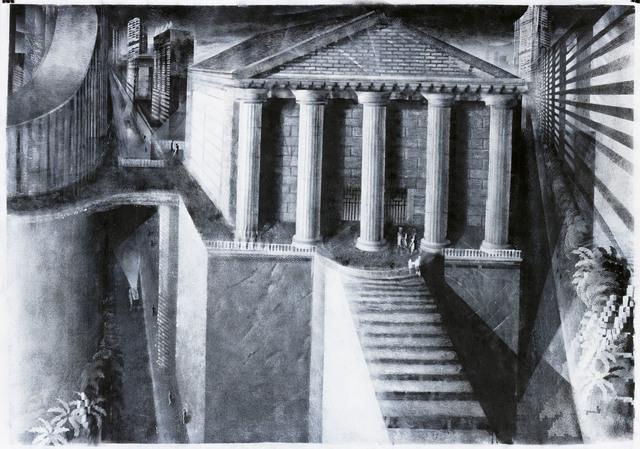 Julius Hofmann, 'Temple', 2019, Galerie Kleindienst