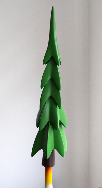 Fredrik Raddum, 'The Great Escape', 2008, Sculpture, Painted polyester, Hans Alf Gallery