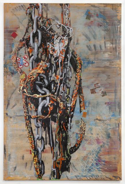 , 'Chainge,' 2018, MARTOS GALLERY
