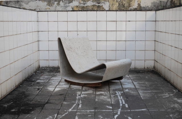 , 'Loop Chair,' ca. 1950, Pé Palito