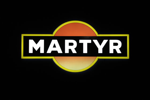 , 'Martyr,' 2018, Dio Horia