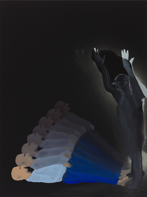 , 'Elevation Painting,' 2018, 303 Gallery
