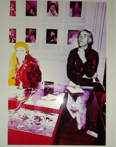 Billy Name, 'Andy Warhol in studio', 1997, Léna & Roselli Gallery
